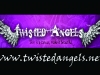 twisted angels business card