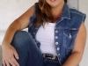 attracitve girl in jeans