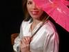 Geisha parasol